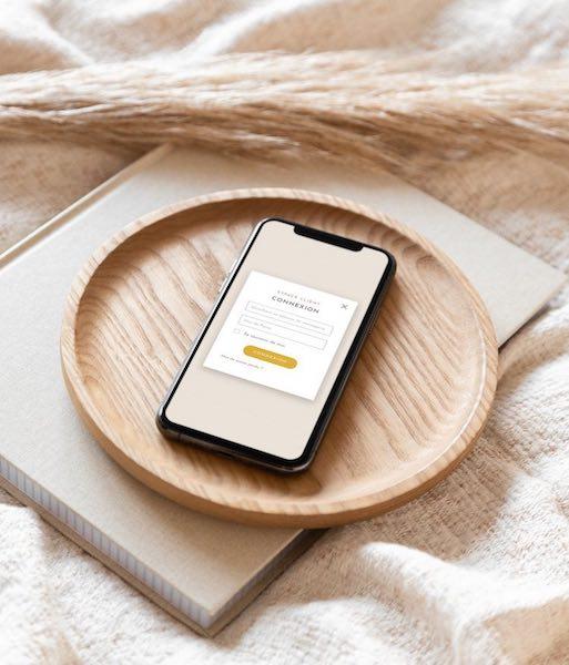boutique en ligne responsive mobile